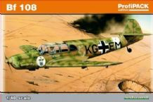 Eduard 1/48 Model Kit 8078 Messerschmit Bf 108B Taifun Profipack C